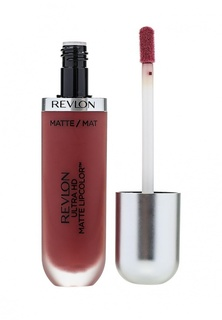 Помада Revlon Для Губ Ultra Hd Matte Lipcolor Kisses 655