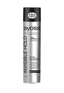 Лак для волос Syoss