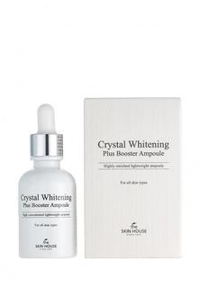 Сыворотка The Skin House Концентрированная ампульная «Crystal Whitening Plus» 30 мл
