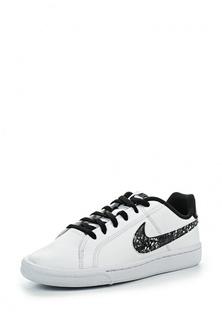 Кеды Nike NIKE COURT ROYALE PRINT (GS)