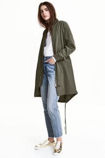 Куртка из смесового модала H&M
