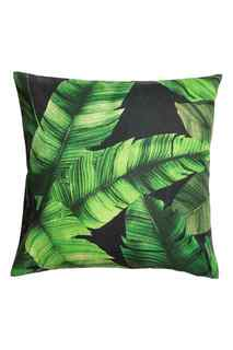 Чехол на подушку с листьями H&M