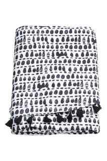 Круглое пляжное полотенце H&M