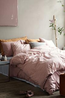 Бархатный чехол на подушку H&M