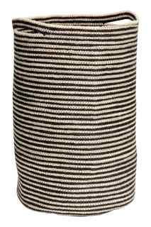 Джутовая корзина для белья  H&M