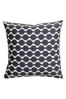 Жаккардовый чехол на подушку H&M