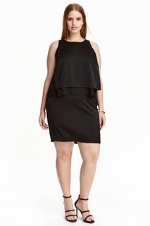 H&M+ Платье без рукавов H&M
