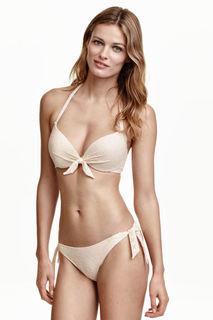 Плавки бикини на завязках H&M