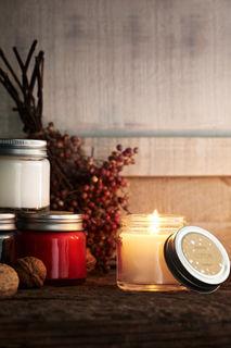 Маленькая ароматическая свеча H&M