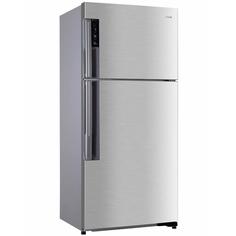 Холодильник с верхней морозильной камерой Широкий Haier