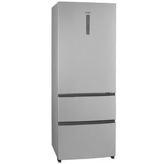Холодильник с нижней морозильной камерой Широкий Haier