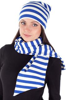 Шапка с шарфом Mannon