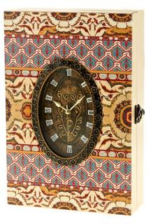 Ключница декоративная с часами Arthouse