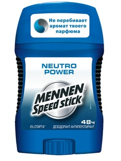 Дезодоранты MENNEN SPEED STICK