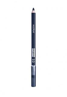 """Карандаш Pupa для век с аппликатором """"Multiplay Eye Pencil"""", 53 Полночный синий"""