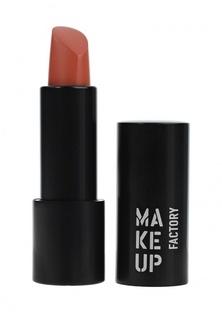 Помада Make Up Factory Устойчивая Magnetic Lips semi-mat&long-lasting т.98 Мандарин.нюд