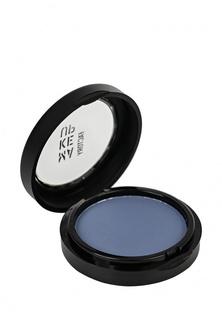 Тени Make Up Factory Матовые одинарные для  глаз Mat Eye Shadow тон 51 серо-голубой