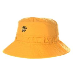 Панама Stussy Packable Bucket Hat Yellow