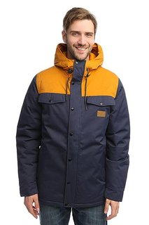 Куртка зимняя Rip Curl P-light Anti Jacket Mood Indigo