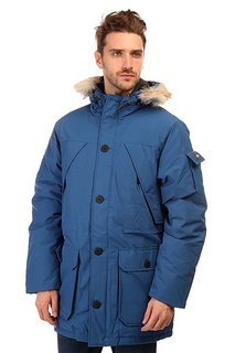 Куртка парка Penfield Hoosac Rf Hooded Down Mountain Parka Cobalt