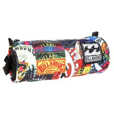 Пенал детский Billabong Barrel Pencil Case Multi
