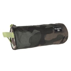 Пенал детский Billabong Barrel Pencil Case Fatigue