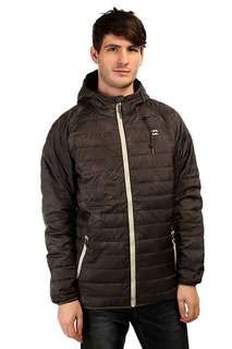 Куртка Billabong Escape Puffer Smoke/Black