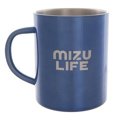 Кружка Mizu Camp Cup Mizu Life Blue Steel Le