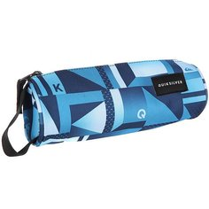 Пенал Quiksilver Pencil Print Blue Miror