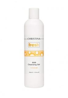 Мыло с альфагидроксильными кислотами Christina Cleaners - Очищающие средства для лица 300 мл