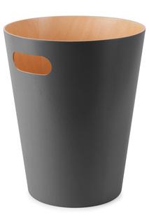 Корзина для мусора Woodrow UMBRA