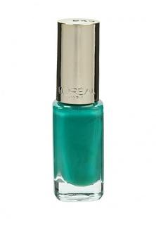 Лак LOreal Paris для ногтей Color Riche, оттенок 849, Королевский изумруд, 5 мл