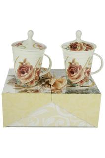 Чайный набор на 2 персоны Русские подарки