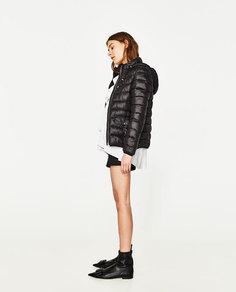 Легкая куртка-пуховик Zara