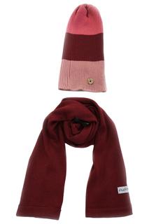 Комплект: шапка и шарф FLUFFY SHOPS