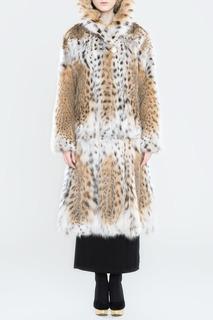 Шуба из меха рыси PT Quality Furs