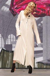 Шелковое платье Ellery
