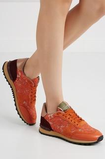 Кроссовки Valentino