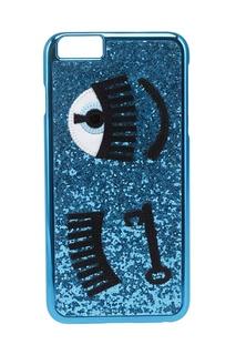 Чехол для iPhone 6Plus Chiara Ferragni