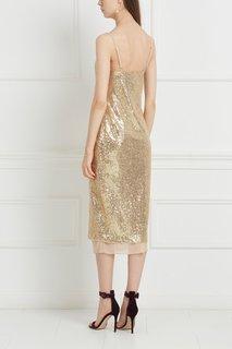 Платье с пайетками T Skirt