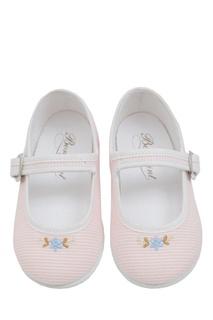 Хлопковые туфли Ceylan Bonpoint