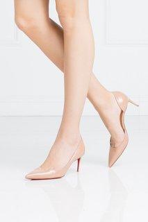 Туфли из лакированной кожи Iriza 70 Christian Louboutin