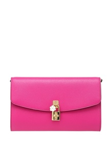 Кожаный клатч Dolce&Gabbana