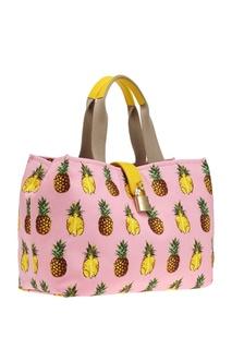Хлопковая сумка Dolce&Gabbana