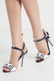 Босоножки из лакированной кожи Dolce&Gabbana