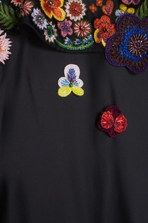 Платье А-силуэта Fendi