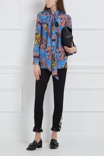 Хлопковые брюки Gucci