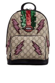Рюкзак Beaded Sky GG Supreme backpack Gucci