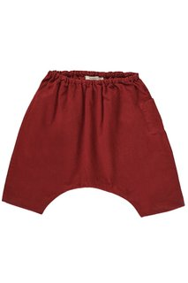 Хлопковые брюки Howlite Baby Caramel Baby&Child