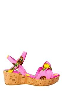Босоножки Dolce&Gabbana Children